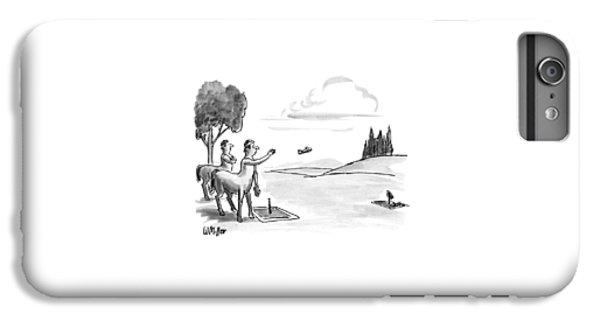 New Yorker September 24th, 1990 IPhone 7 Plus Case by Warren Miller