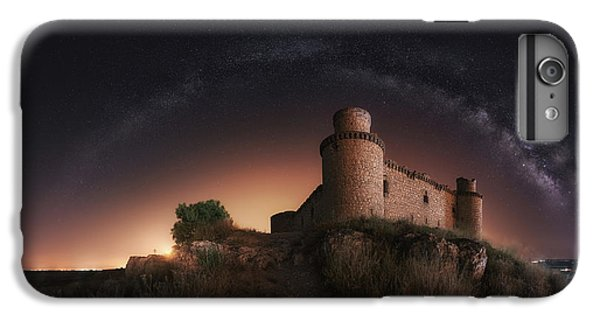 Castle iPhone 7 Plus Case - Night In The Old Castle by Iv?n Ferrero