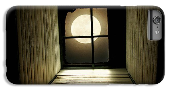 Moon iPhone 7 Plus Case - Night Light by Amy Tyler