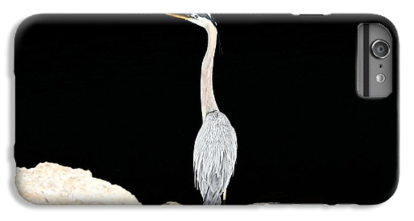 IPhone 7 Plus Case featuring the photograph Night Of The Blue Heron  by Anthony Baatz