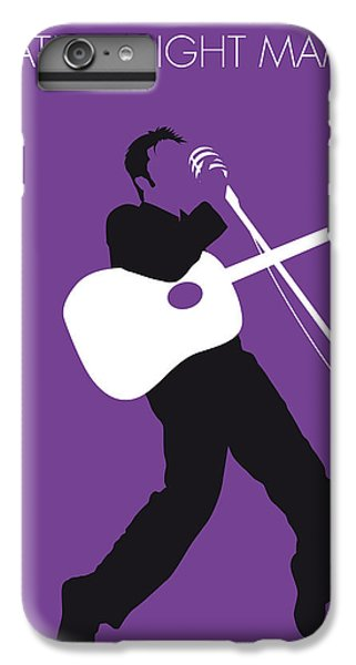 Elvis Presley iPhone 7 Plus Case - No021 My Elvis Minimal Music Poster by Chungkong Art