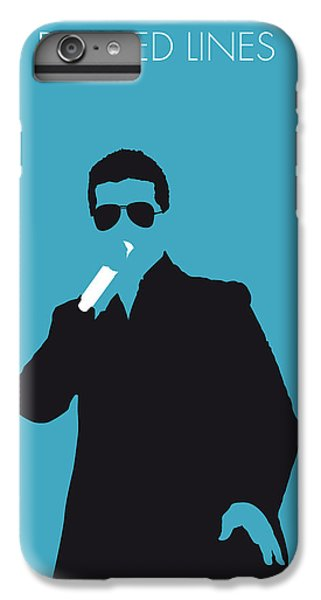 Robin iPhone 7 Plus Case - No055 My Robin Thicke Minimal Music Poster by Chungkong Art