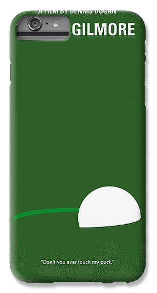 Hockey iPhone 7 Plus Case - No256 My Happy Gilmore Minimal Movie Poster by Chungkong Art