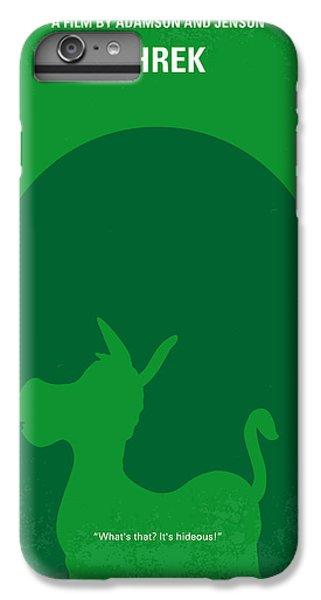Fairy iPhone 7 Plus Case - No280 My Shrek Minimal Movie Poster by Chungkong Art