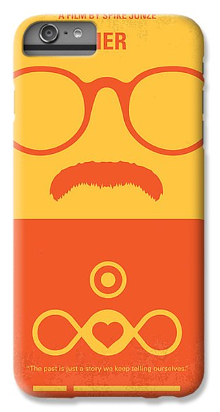 No372 My Her Minimal Movie Poster IPhone 7 Plus Case by Chungkong Art