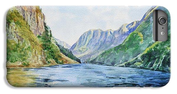 Norway Fjord IPhone 7 Plus Case