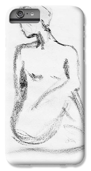 Nude Model Gesture Vi IPhone 7 Plus Case