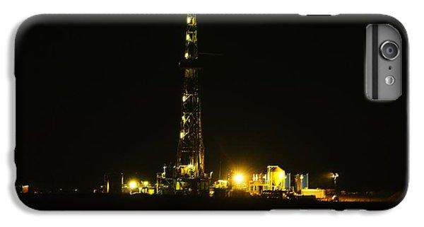 Killdeer iPhone 7 Plus Case - Oil Rig by Jeff Swan