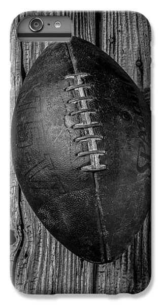 Old Football IPhone 7 Plus Case by Garry Gay