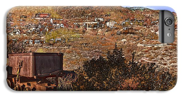 Old Mining Town No.24 IPhone 7 Plus Case by Mark Myhaver