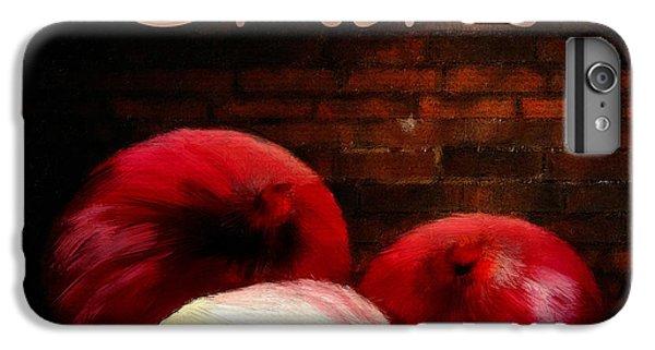 Onions II IPhone 7 Plus Case by Lourry Legarde