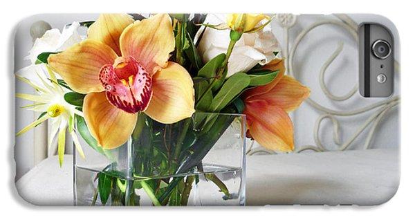 Orchid Bouquet IPhone 7 Plus Case