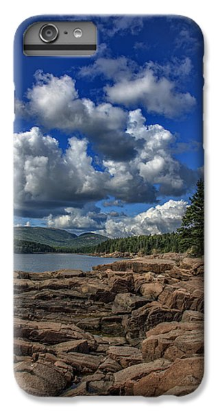 Otter iPhone 7 Plus Case - Otter Point Afternoon by Rick Berk