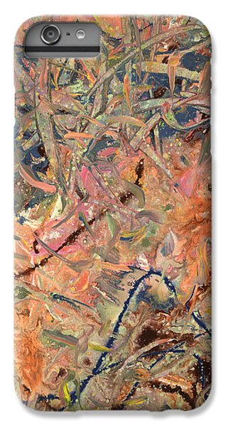 Contemporary iPhone 7 Plus Case - Paint Number 52 by James W Johnson