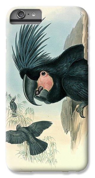 Palm Cockatoo IPhone 7 Plus Case