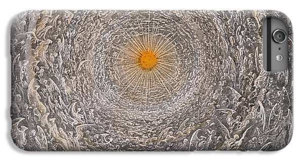 The Moon iPhone 7 Plus Case - Paradise Canto Thirty One by Gustave Dore