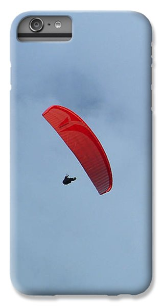 IPhone 7 Plus Case featuring the photograph Parapente by Marc Philippe Joly