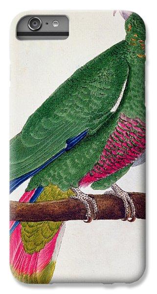 Parrot IPhone 7 Plus Case by Francois Nicolas Martinet