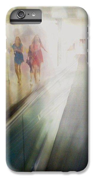 Party Girls IPhone 7 Plus Case by Alex Lapidus