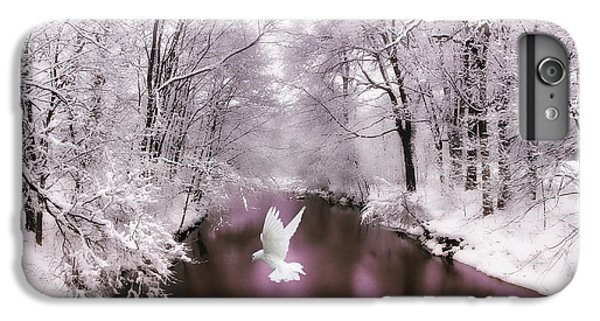 Peace On Earth   IPhone 7 Plus Case by Jessica Jenney