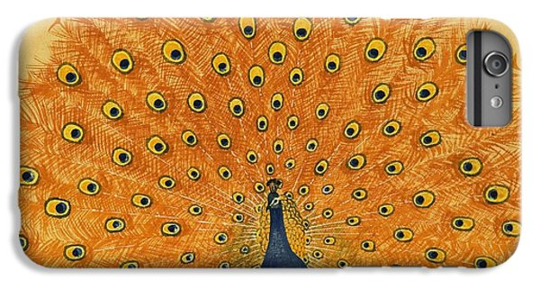 Peacock IPhone 7 Plus Case by English School
