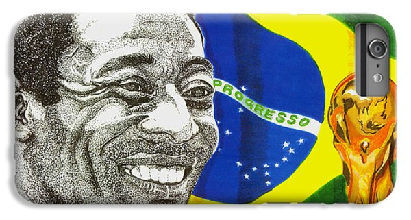 Pele IPhone 7 Plus Case by Cory Still