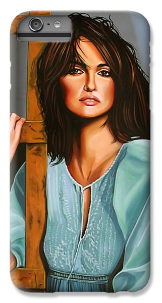 Penelope Cruz IPhone 7 Plus Case