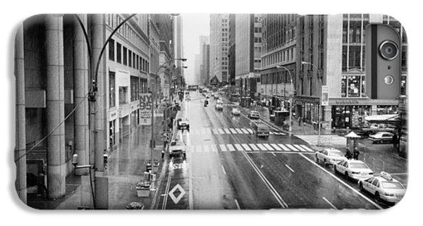 IPhone 7 Plus Case featuring the photograph Pershing View 42nd Street Nyc by Dave Beckerman