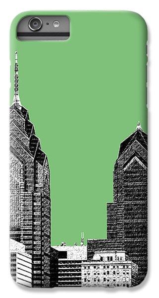 Philadelphia Skyline Liberty Place 2 - Apple IPhone 7 Plus Case by DB Artist