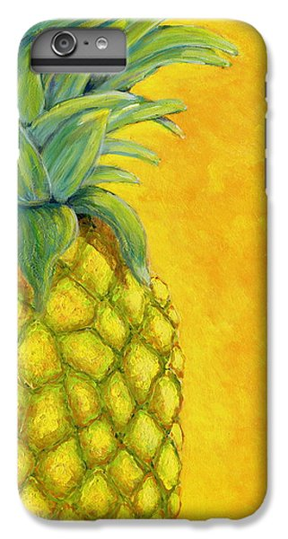 Pineapple IPhone 7 Plus Case by Karyn Robinson