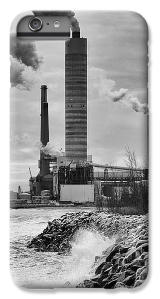 IPhone 7 Plus Case featuring the photograph Power Station by Ricky L Jones