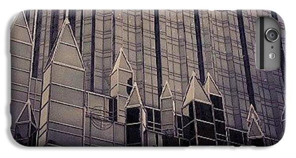 Downtown Castle IPhone 7 Plus Case by Charlie Cliques