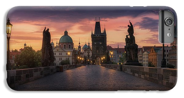 Castle iPhone 7 Plus Case - Prague-ii by Juan Manuel Fernandez