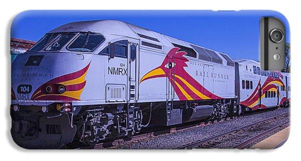 Roadrunner iPhone 7 Plus Case - Rail Runner Santa Fe by Garry Gay