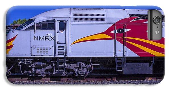 Roadrunner iPhone 7 Plus Case - Rail Runner Train by Garry Gay