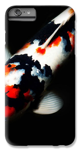 Red And Black Kois IPhone 7 Plus Case