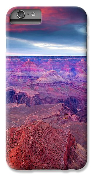 Red Rock Dusk IPhone 7 Plus Case by Mike  Dawson