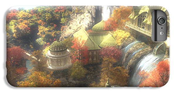 Elf iPhone 7 Plus Case - Rivendell by Cynthia Decker