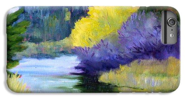 River Color IPhone 7 Plus Case