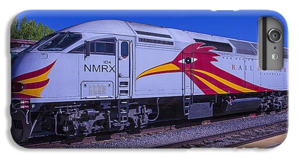 Roadrunner iPhone 7 Plus Case - Road Runner Express Train by Garry Gay