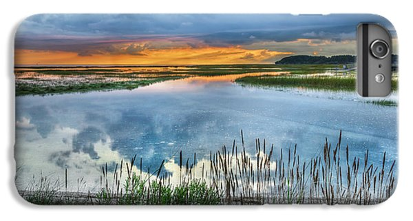 Road To Lieutenant Island IPhone 7 Plus Case by Bill Wakeley