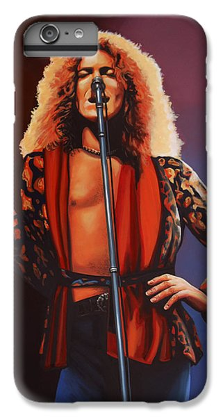 Robert Plant 2 IPhone 7 Plus Case by Paul Meijering