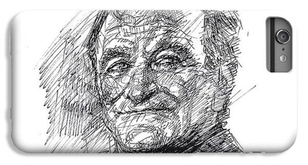 Robin iPhone 7 Plus Case - Robin Williams by Ylli Haruni