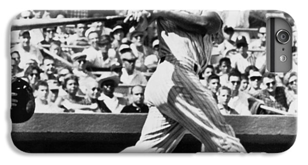 Yankee Stadium iPhone 7 Plus Case - Roger Maris Hits 52nd Home Run by Underwood Archives