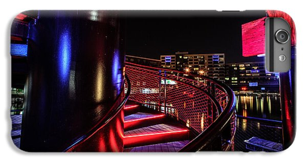 Round Staircase IPhone 7 Plus Case by Randy Scherkenbach