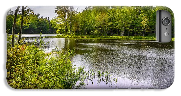 IPhone 7 Plus Case featuring the photograph Round The Bend 35 by Mark Myhaver