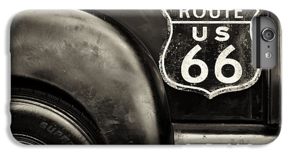 Route 66 IPhone 7 Plus Case by Tim Gainey