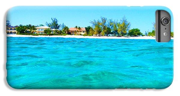 Jet Ski iPhone 7 Plus Case - Rum Point Swim by Carey Chen