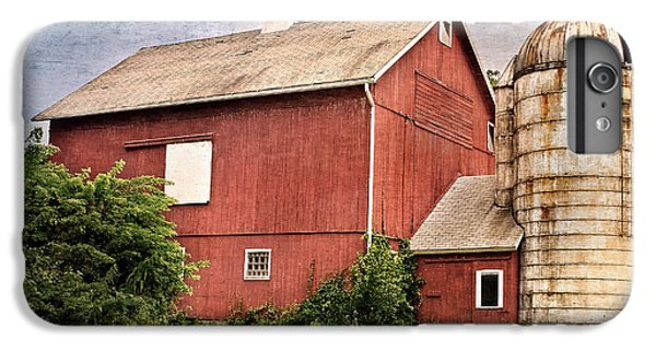 Rustic Barn IPhone 7 Plus Case by Bill Wakeley