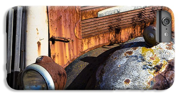 Rusty Truck Detail IPhone 7 Plus Case by Garry Gay